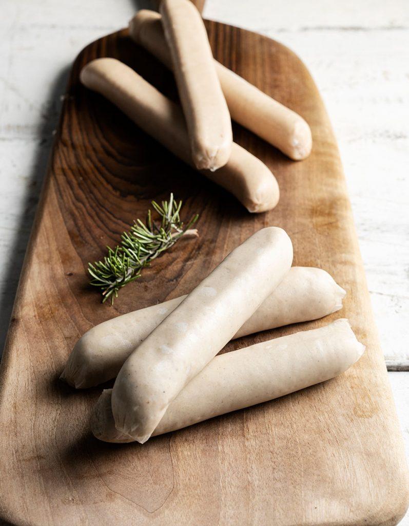 Salchichas artesanales bratwurst